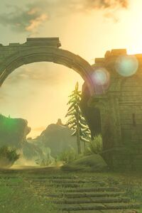 The Legend Of Zelda Background