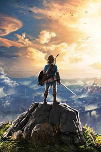 The Legend Of Zelda Breath Of The Wild 4k