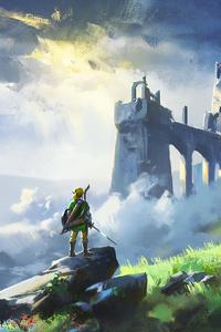 The Legend Of Zelda Breath Of Wild Game 4k
