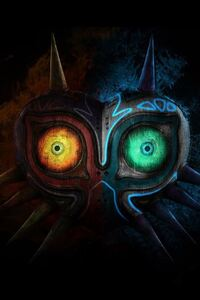640x1136 The Legend Of Zelda Majora Mask