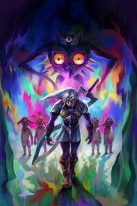 720x1280 The Legend Of Zelda Majoras Mask
