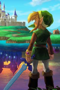 640x1136 The Legend Of Zelda Video Game