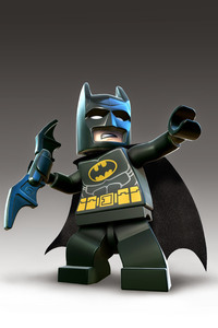 The Lego Batman Animated Movie