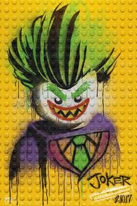 320x480 The Lego Batman Harley Quinn And Joker