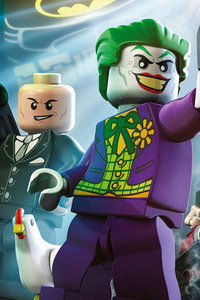 The Lego Batman Joker Army