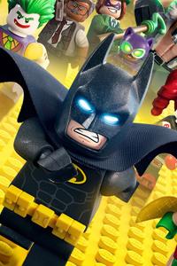 320x480 The Lego Batman
