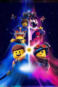 640x960 The Lego Movie 2 The Second Part 2019 10k