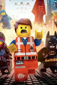 The Lego Movie HD