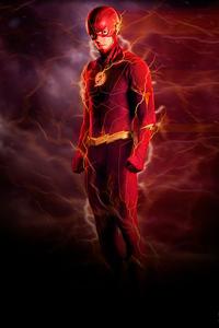 1080x2160 The Lightning Flash 4k