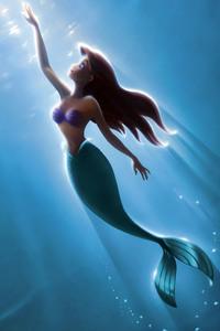 The Little Mermaid 4k