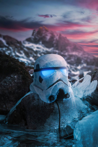 1242x2688 The Lost Trooper
