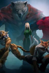 The Lycan War Saga 4k