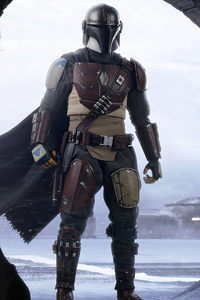 540x960 The Mandalorian 2020 New