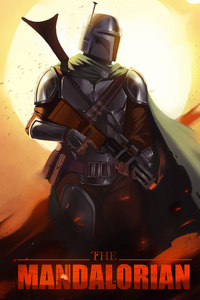 The Mandalorian Art4k New