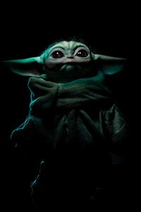 The Mandalorian Baby Yoda 4k