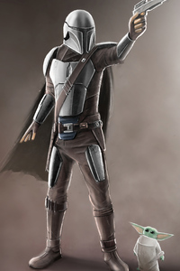 540x960 The Mandalorian Fan Made