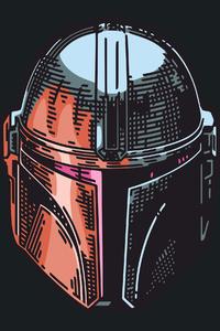 The Mandalorian Mask 4k