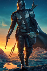 480x854 The Mandalorian Season 2 2020 4k