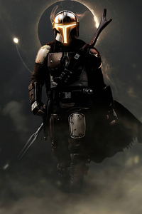 720x1280 The Mandalorian Season 2 4k 2021