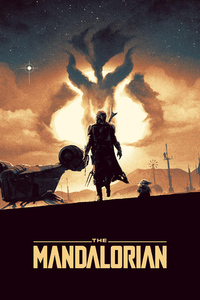 320x568 The Mandalorian Tv Series 2020