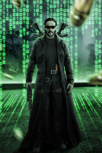 The Matrix 4 Neo Is Back