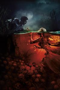 The Mermaid Lake Of The Dead 5k