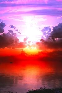 320x480 The Midnight Sun