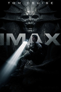 The Mummy Tom Cruise Imax