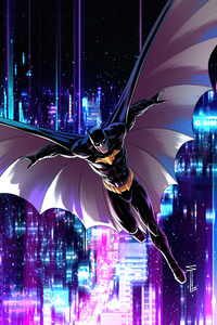 1125x2436 The Next Batman From Dc Future State 4k