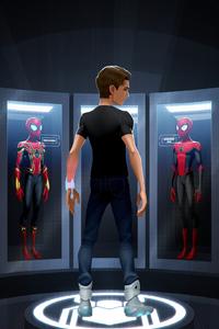 The Next Spider Iron Man