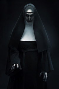 1080x2280 The Nun Movie