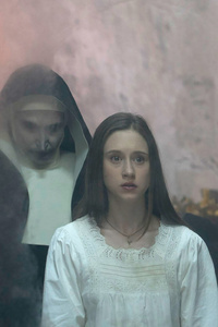 The Nun Movie Entertainment Weekly
