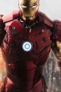 The One And Only Iron Man