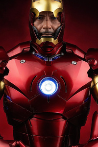 480x800 The Only Iron Man