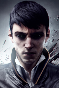2160x3840 The Outsider Dishonored 2 4k