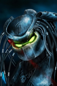 The Predator Artwork