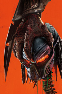 640x960 The Predator Movie 2018 12k