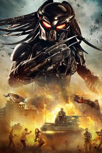 The Predator Movie 4k
