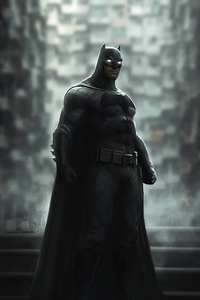 1125x2436 The Protector Of Gotham City