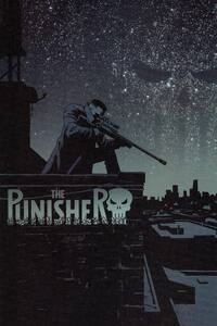 320x480 The Punisher 5k Art