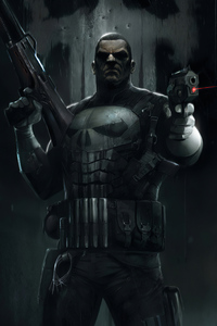 The Punisher Man