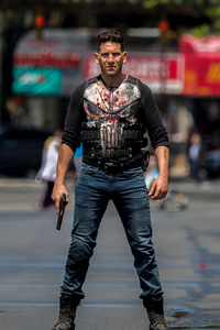 320x480 The Punisher Season 2