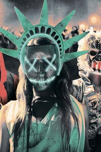 320x480 The Purge Election Year Movie