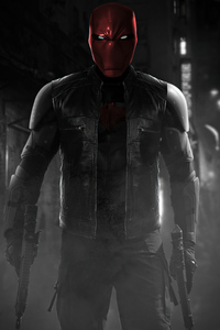 720x1280 The Red Hood 5k