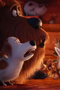 The Secret Life Of Pets Animated Movie