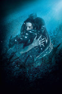 320x480 The Shape Of Water