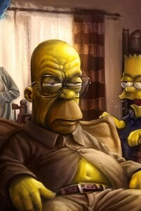 240x320 The Simpsons 2