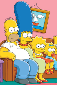 480x854 The Simpsons Original