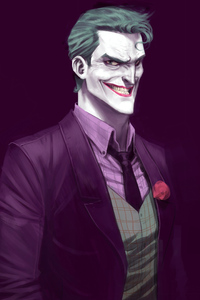 The Smile Of Joker