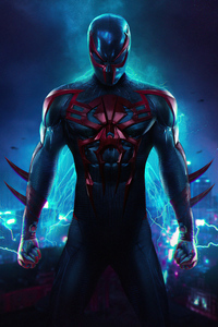 480x800 The Spider Man 2099